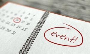 Event important day, calendar concept